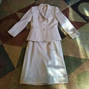 Pierre Cardin skirt suit